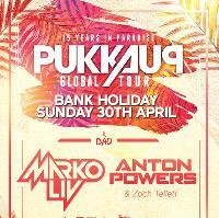 Pukka Up | Global Tour