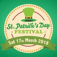 St. Patrick's Day Festival Middlesbrough