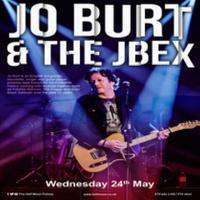 Jo Burt and The JBEx Live