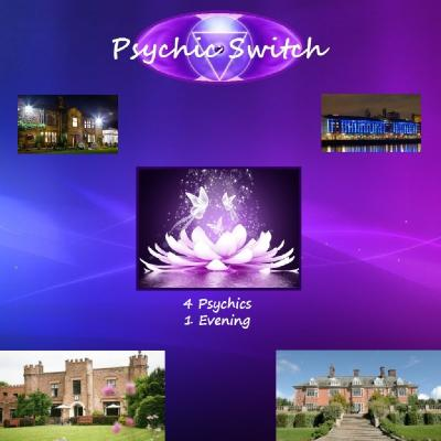 Chester Psychic Switch Night | Crabwall Manor Hotel And Spa
