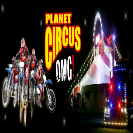 Planet Circus OMG! Circus Site - Spennymoor.