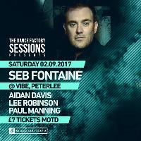 Seb Fontaine - The Dance Factory: Sessions