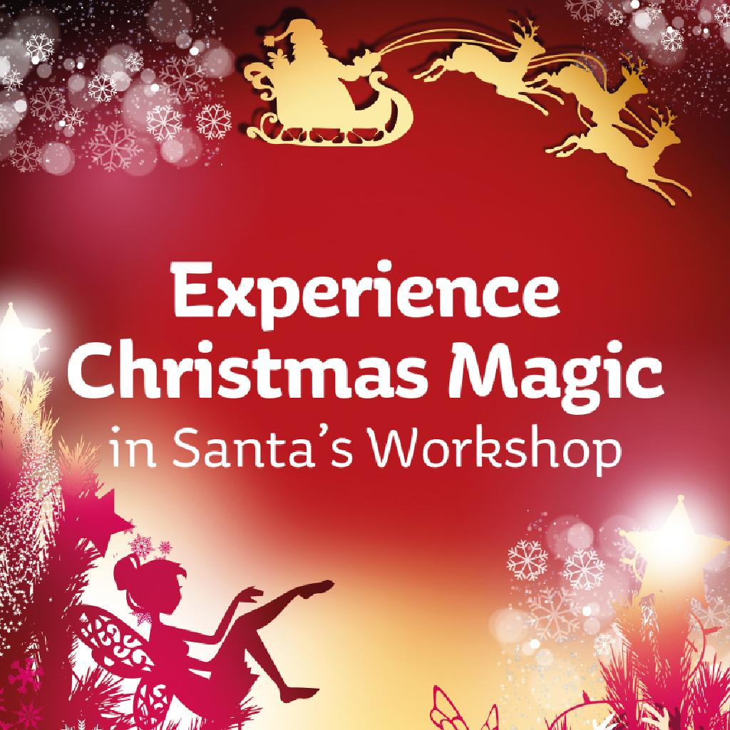 Santa's Pop-Up Workshop
