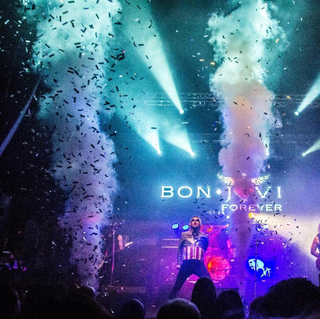 Bon Jovi Forever plus Bryan Adams Exposed