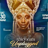 Afrobeats Unplugged Bristol Edition