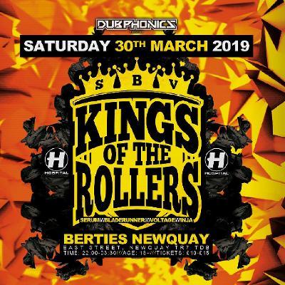 Kings of the rollers w/ Inja 18+