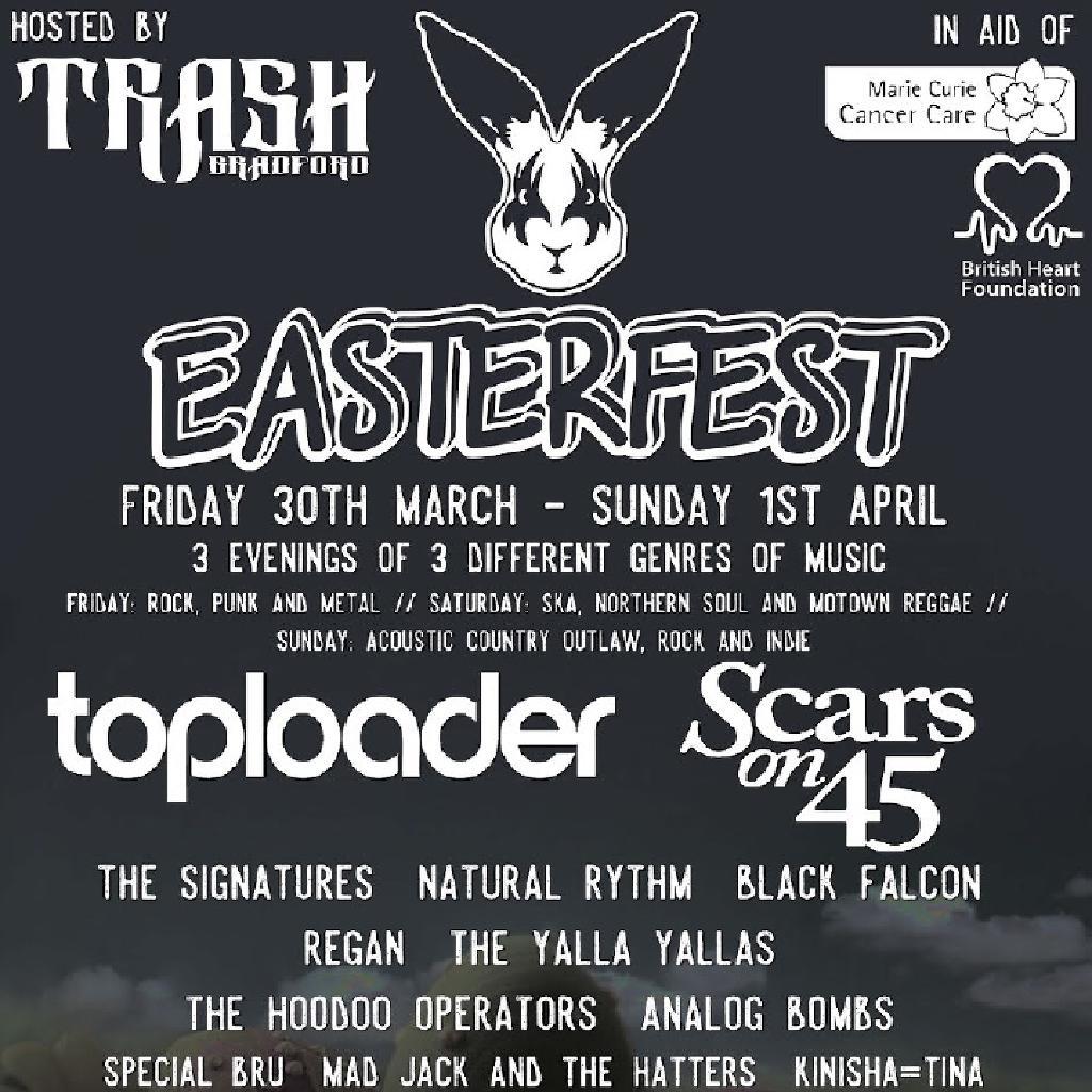 Bradfords Charity Easter fest !!