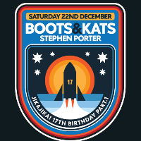 Jika Jika presents Boots & Kats