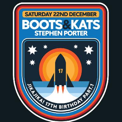 Jika Jika presents Boots & Kats