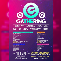 The Gathering - 5 Brands 4 Rooms 1 Night only