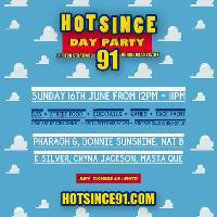 Pitch Presents: HS91- Day Party