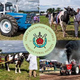 The Great Eccleston and District Agricultural Show 2020 Tickets | Great Eccleston Show Field Preston  | Sat 18th July 2020 Lineup