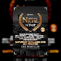 Niche on Tour Birmingham