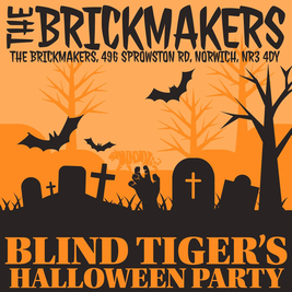 Blind Tigers Halloween Party