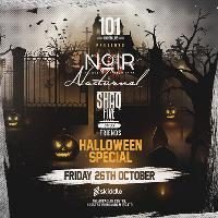 ShaqFive & Friends, Nocturnal & Noir Halloween Special