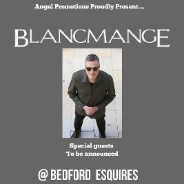 Blancmange Tickets | Bedford Esquires Bedford  | Thu 25th April 2019 Lineup