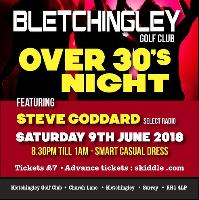Bletchingley Golf Club Over 30's Party night