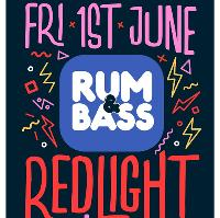 Rum&Bass End of Term Bash w/ REDLIGHT + Support