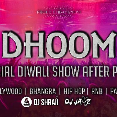 Dhoom - The Official Diwali Show After Party