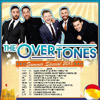 The Overtones Summer Special 2018 Tour