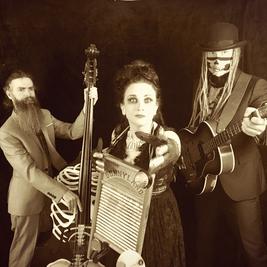 Jo Carley & the Old Dry Skulls