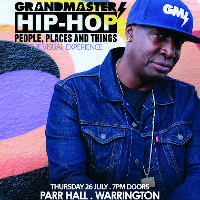 Grandmaster Flash - Hip Hop People, Places & Things