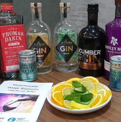 Gin Tasting with Afternoon Tea