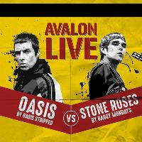 Avalon Live presents Oasis versus Stone Roses Acoustic