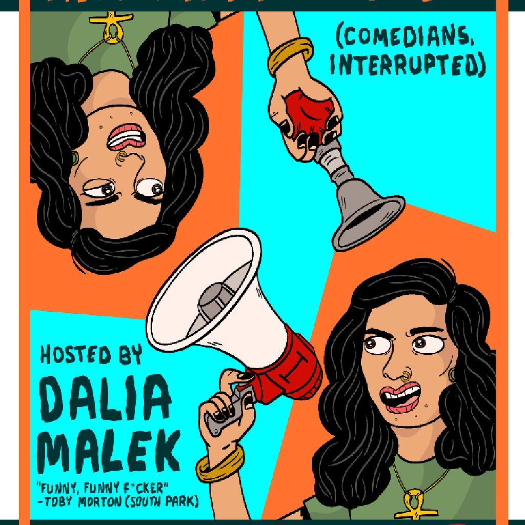 Interruption Show (comedians, interrupted)