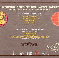 Liverpool Disco Festival After Party 1 - Hustle X Deep Into Soul