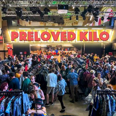Glasgow Preloved Vintage Kilo Sale