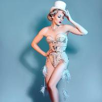 The Velvet Burlesque presents Cupid Stunts