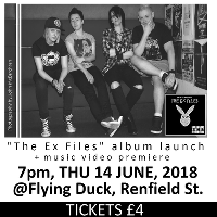 ERIC AND THE BUNNY BOILERS music video + album launch