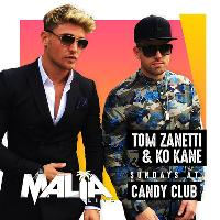 Malia Live Presents Tom Zanetti & KO Kane