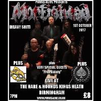 Punks Alive Present Mortishead, Tin Fish, Free Galaxy and The Un