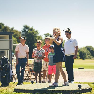 Golf At Goodwood Summer Holiday Junior Camps | Golf At