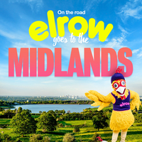 elrow goes to the Midlands