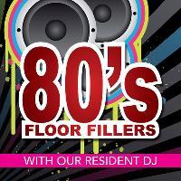 80s Floor Fillers with DJ Gray