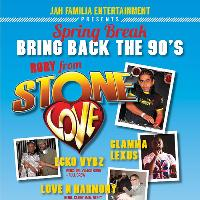 Rory StoneLove - Back to the 90's