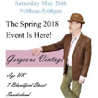 Age Uk Gorgeous Vintage Spring Event