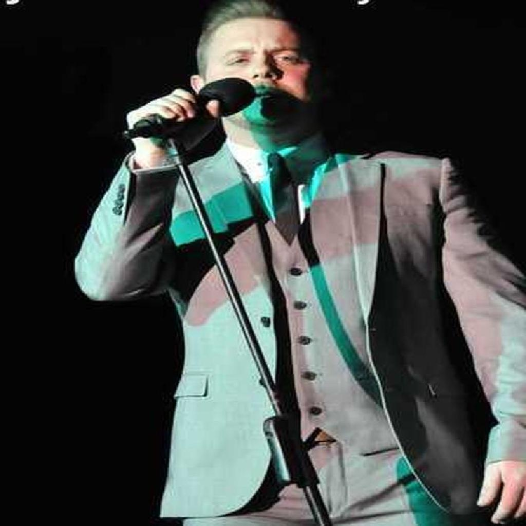 Gary barlow experience - dinner and show