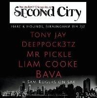 Second City - The Very Best In Chicago House