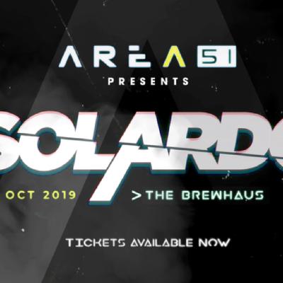 Area 51   Ft. Solardo   25.10.19