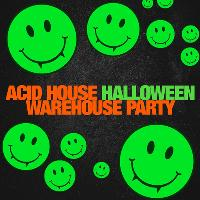Acid House Warehouse Halloween Party