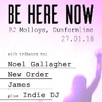 Be Here Now - Festival of Indie Rock