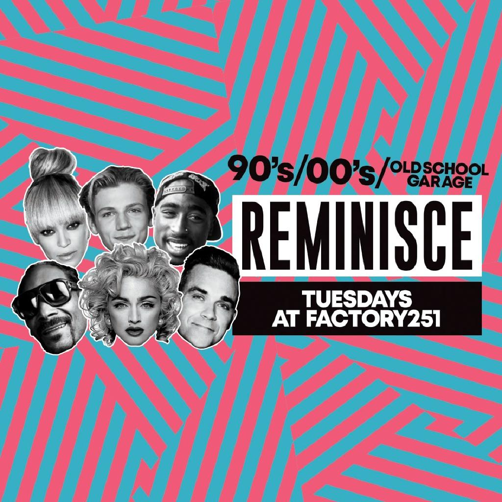 Free party - Reminisce 03/12/19