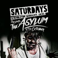 Saturdays X Revolution