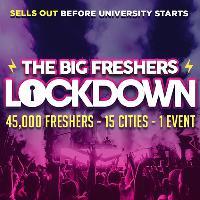 CARDIFF FRESHERS - THE BIG FRESHERS LOCKDOWN !!!