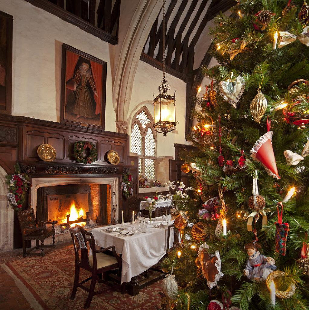Christmas at Ightham