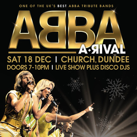 Abba A Rival Live plus Disco DJ